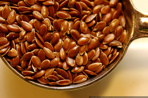 Flaxseeds - Omega-3 fats