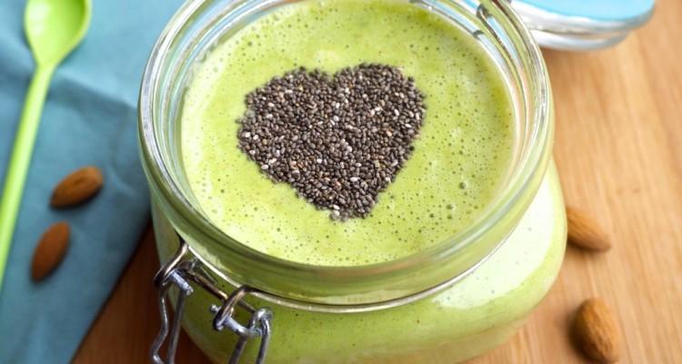 b1e827a754 Stress-Busting Avocado and Almond Shake - Rosanna Davison Nutrition