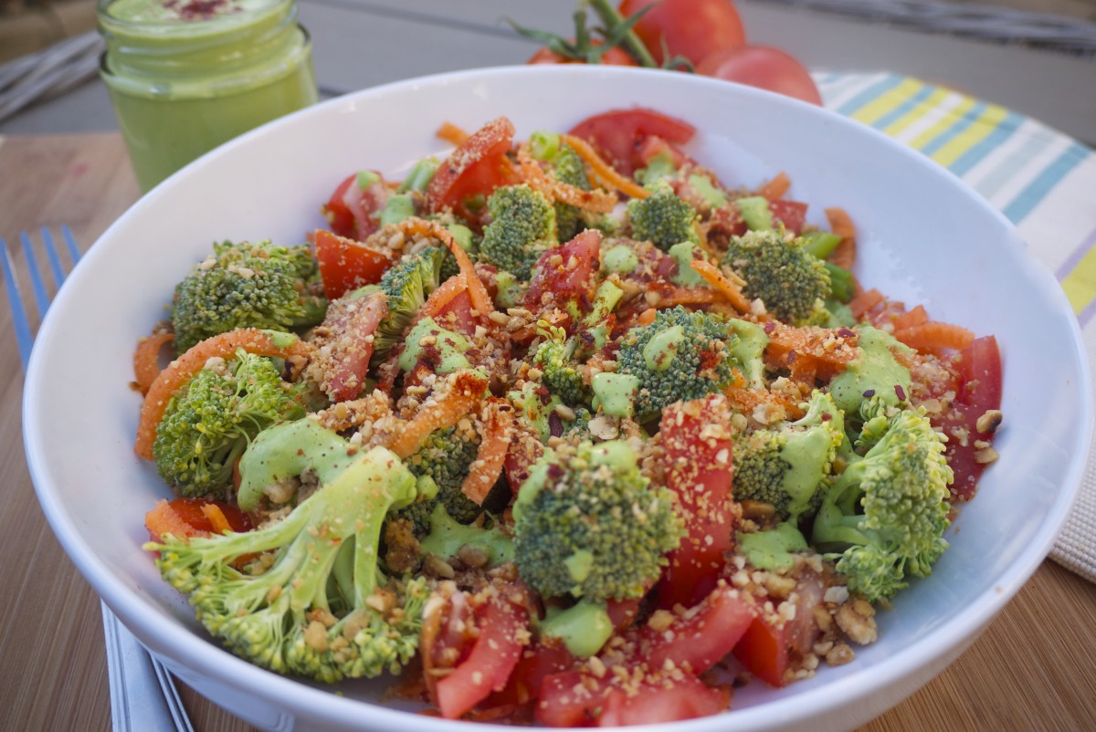 Broccoli Vibrancy Bowl