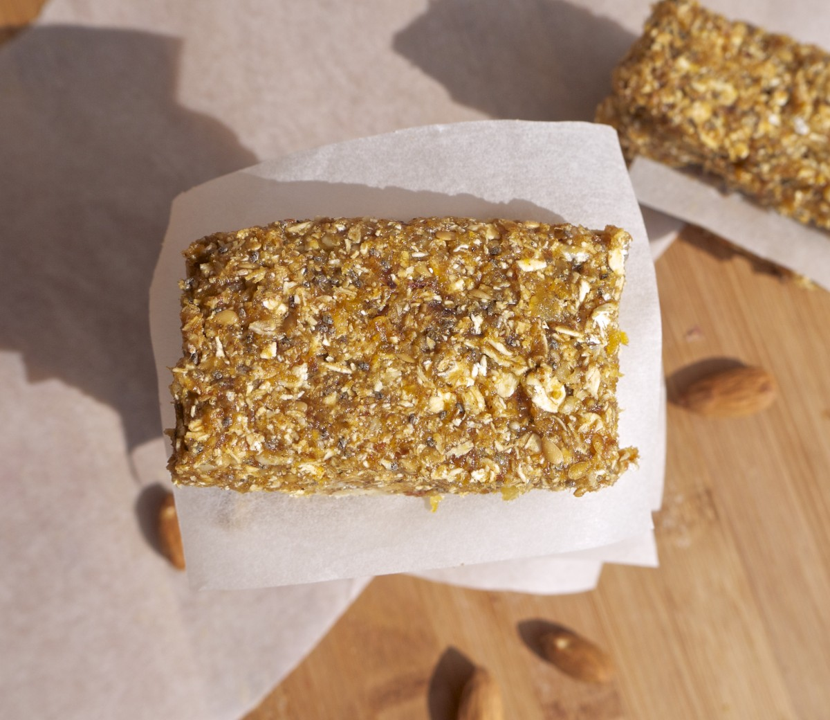 Super-Skinfood Spiced Squidge Bars