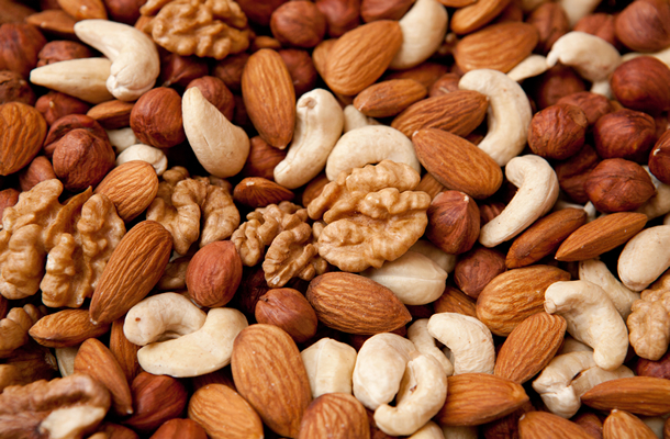 how to make smoked mixed nuts