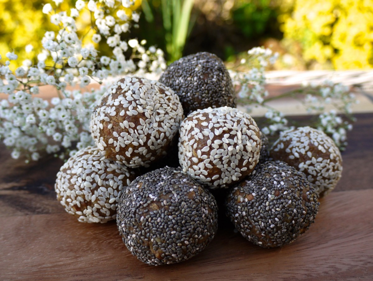 Vanilla Protein Power Balls