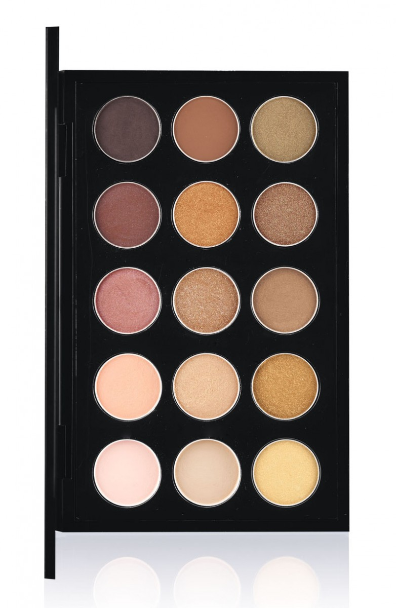 warm neutral palette