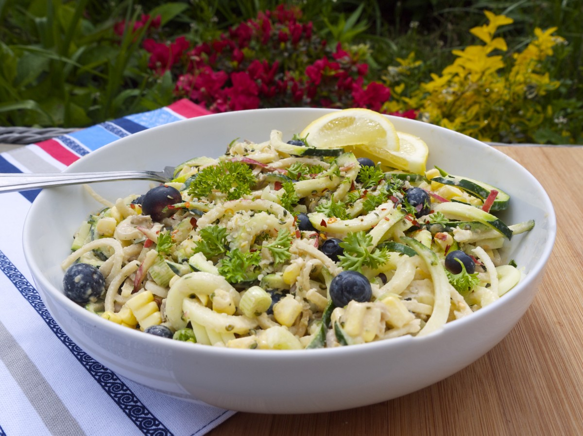 Seedy Superfood Salad