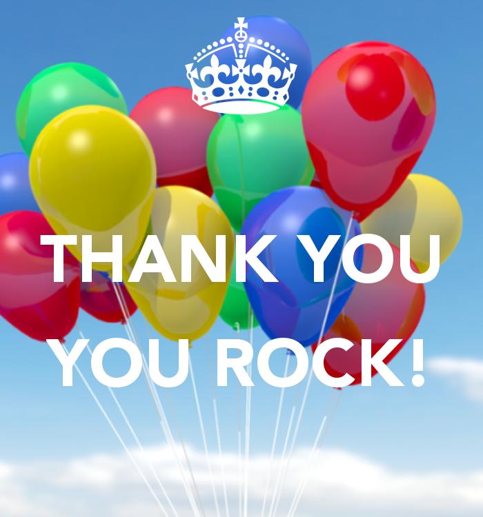 Thank You! - Rosanna Davison Nutrition