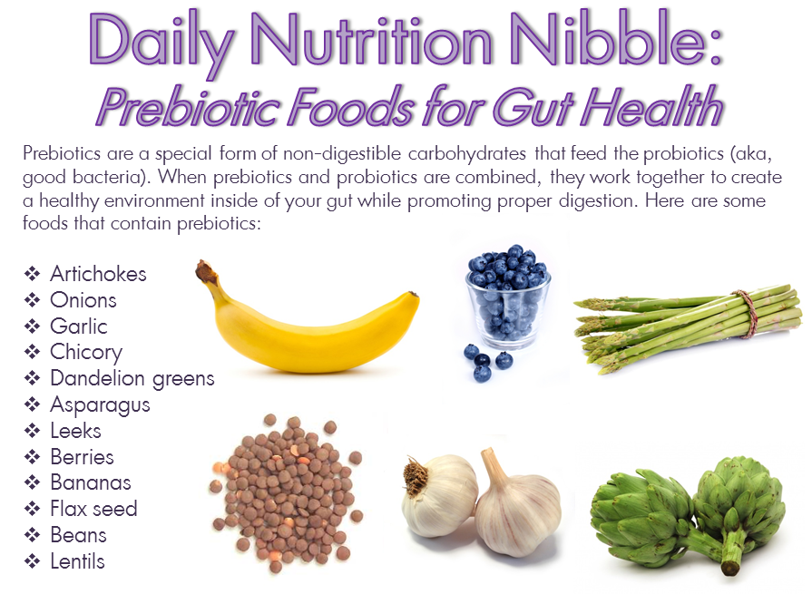 Best Prebiotic Foods