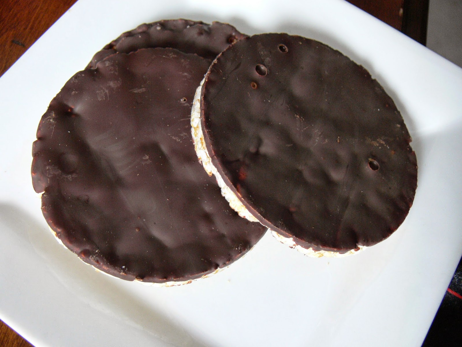 Sarchio Chocolate Covered Rice Cakes 2