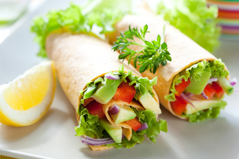 chicken-cobb-salad-wrap-recipe