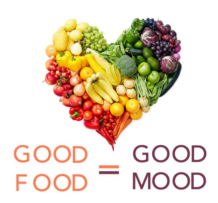Healthy Food To Boost Your Mood