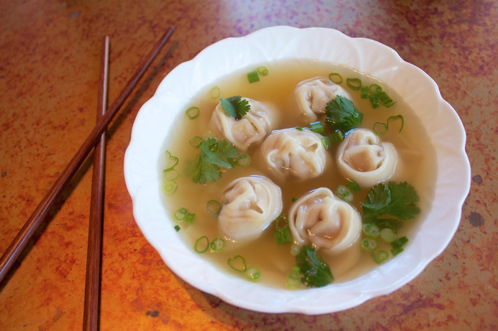 Wonton Soup (1)