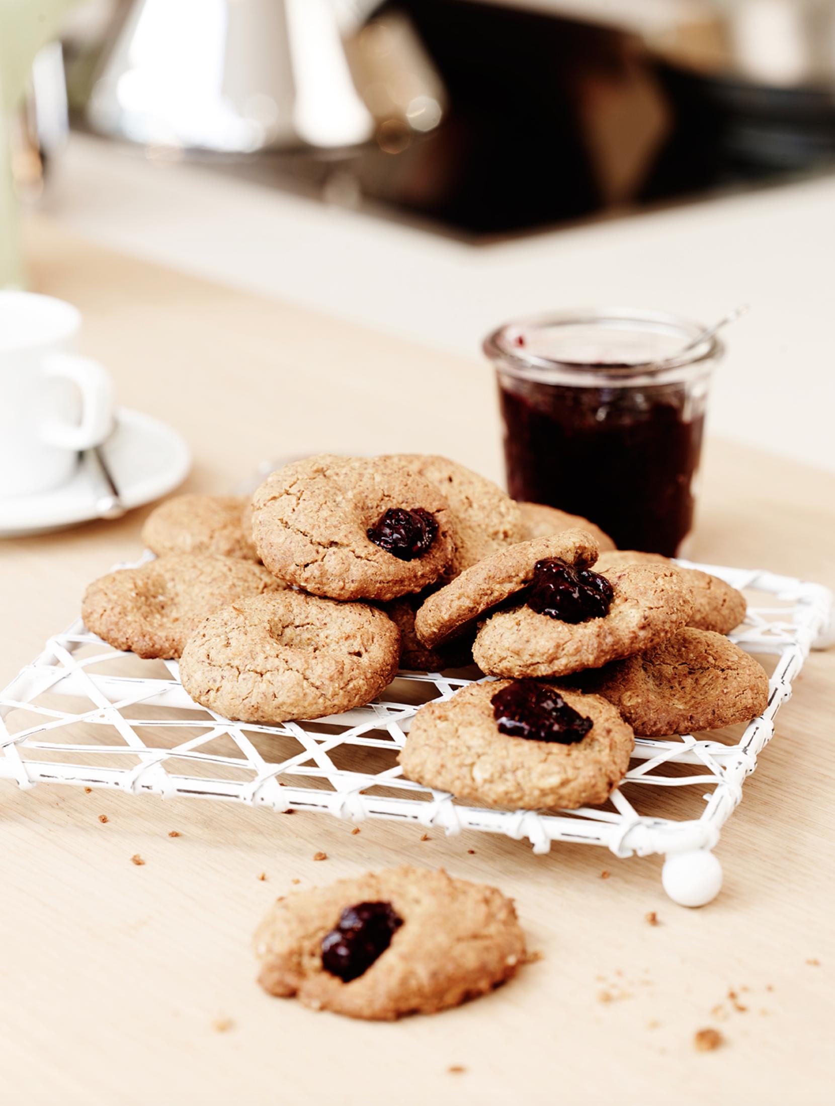 EYB Thumbprint Cookies