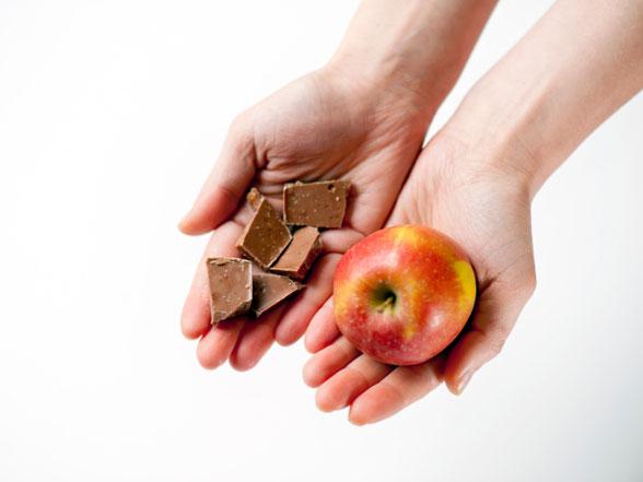 apple-chocolate