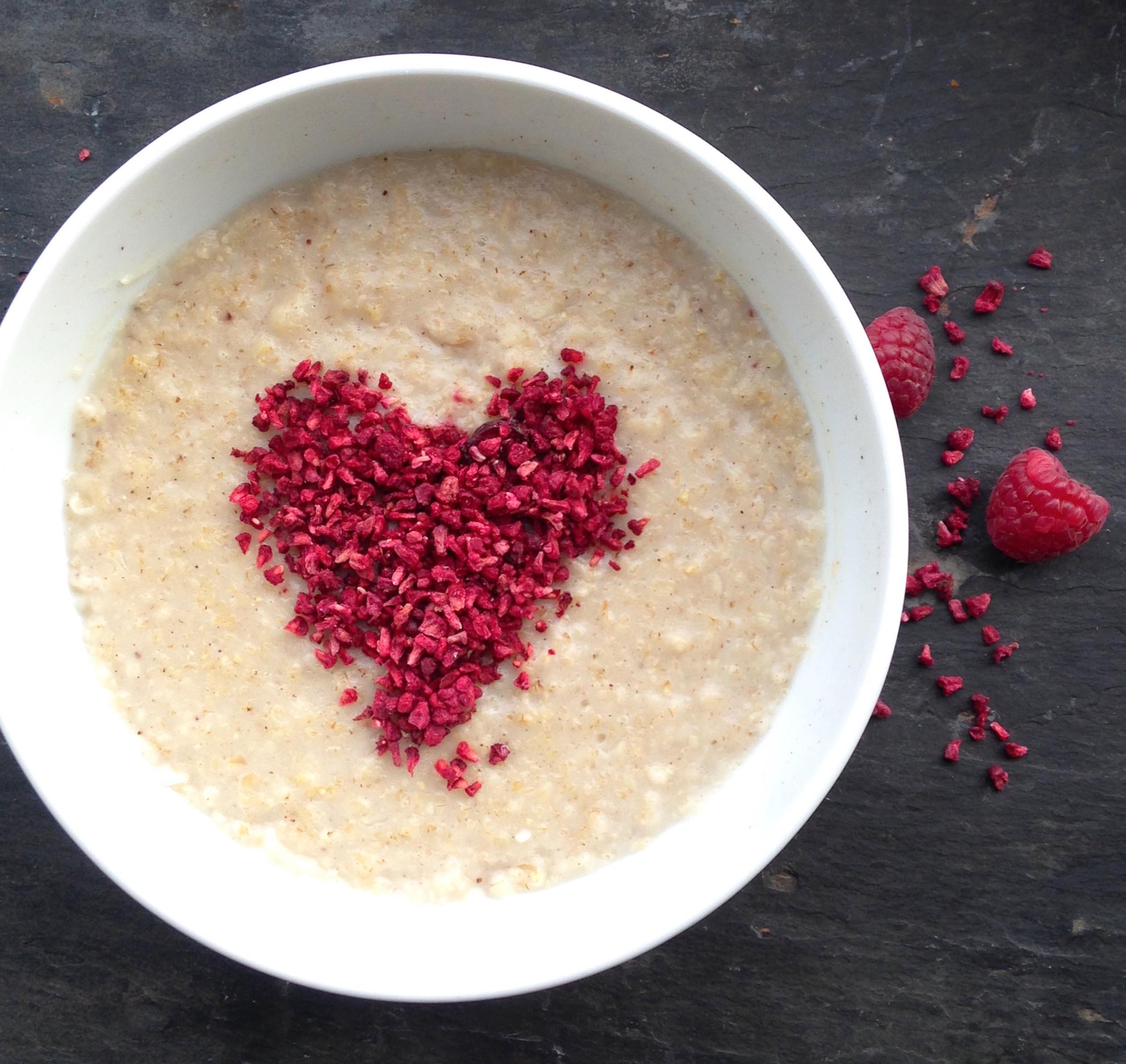 heart-porridge