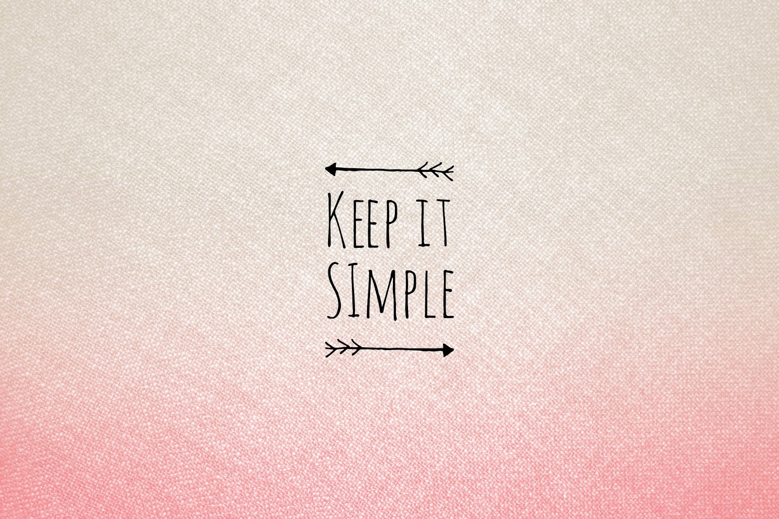 keep it simple wallpaper