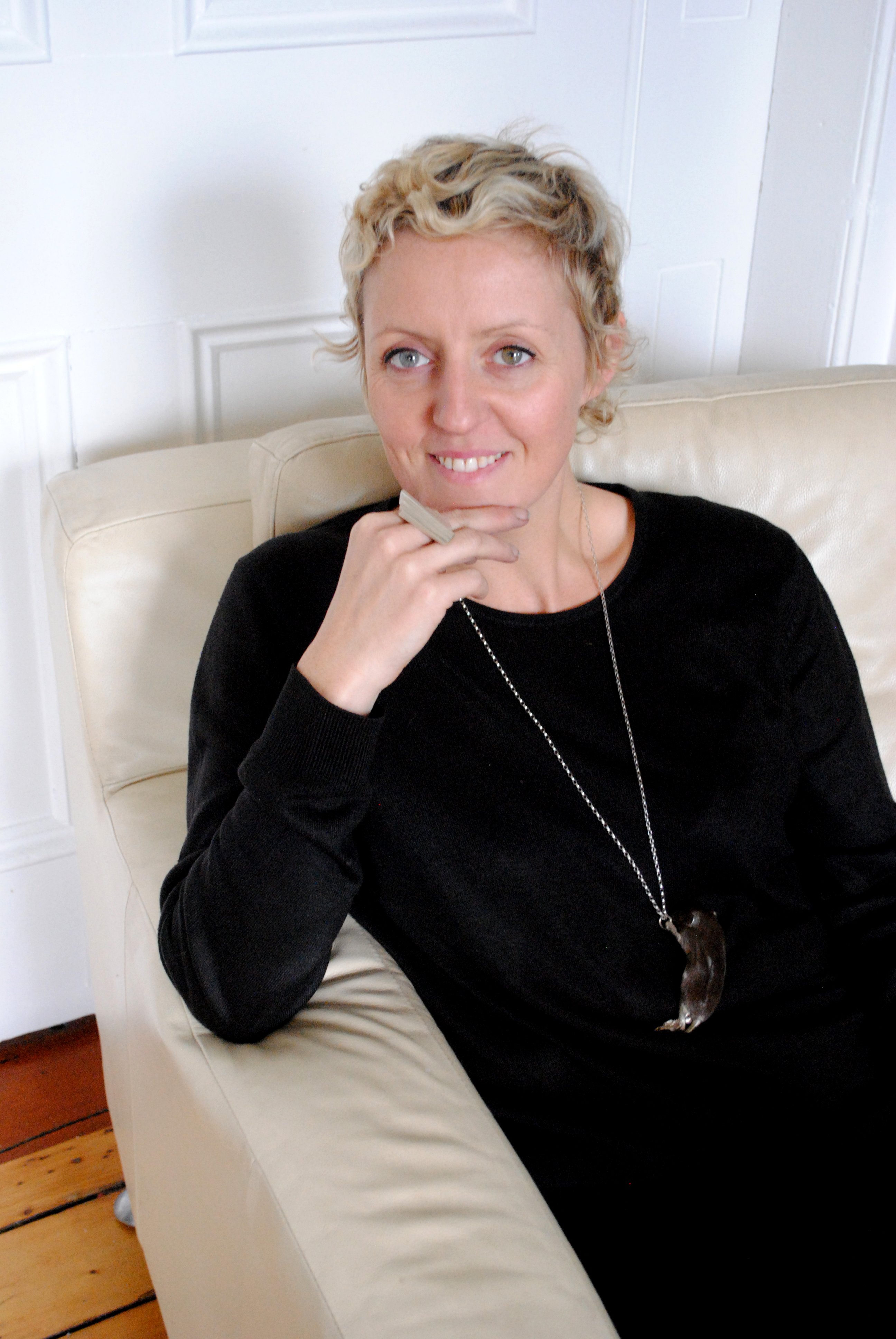 Emer Roberts Jewellery Designer