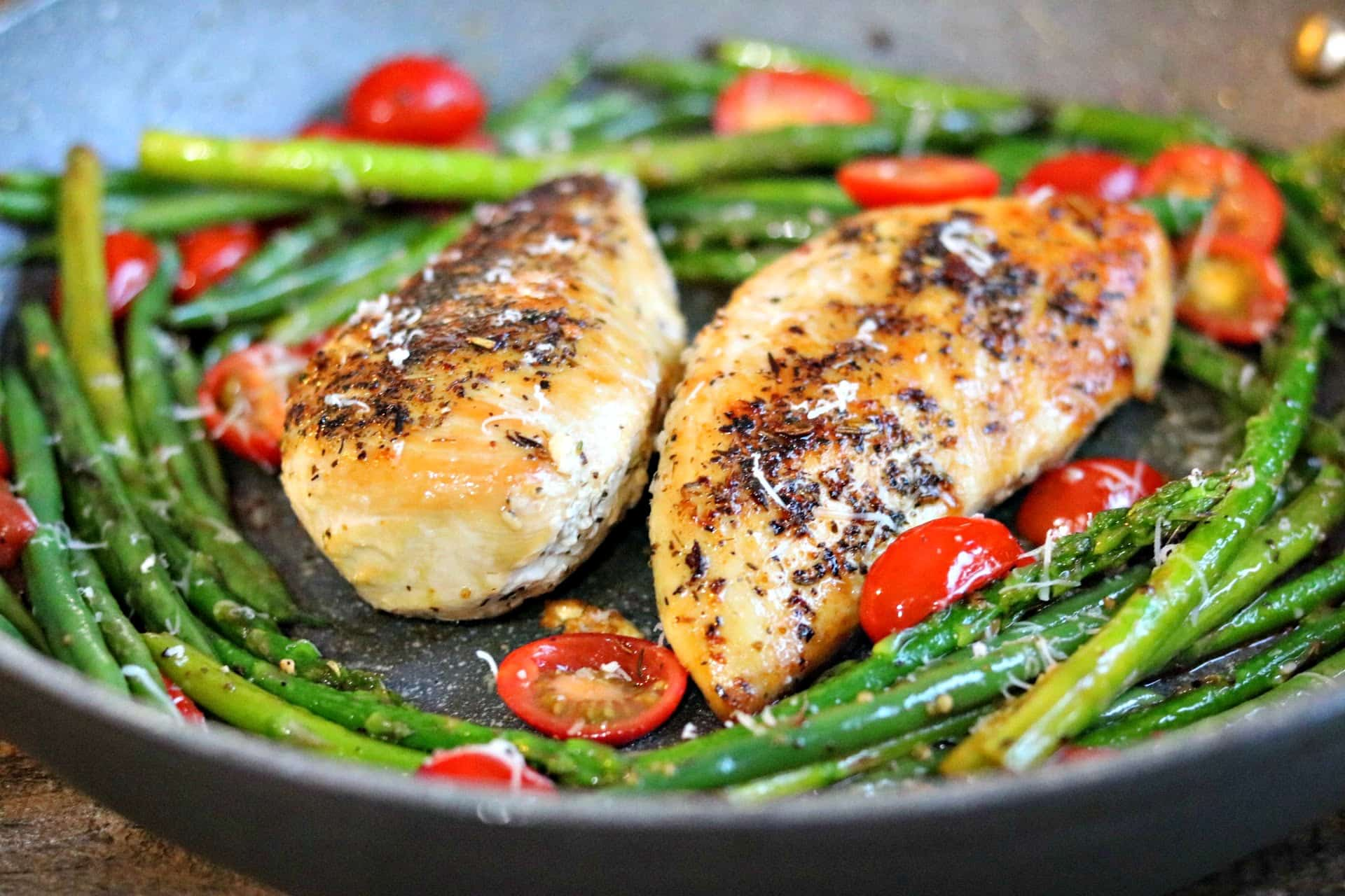 Low-Carb-Chicken-Provencal-Vegetables-3-skillet