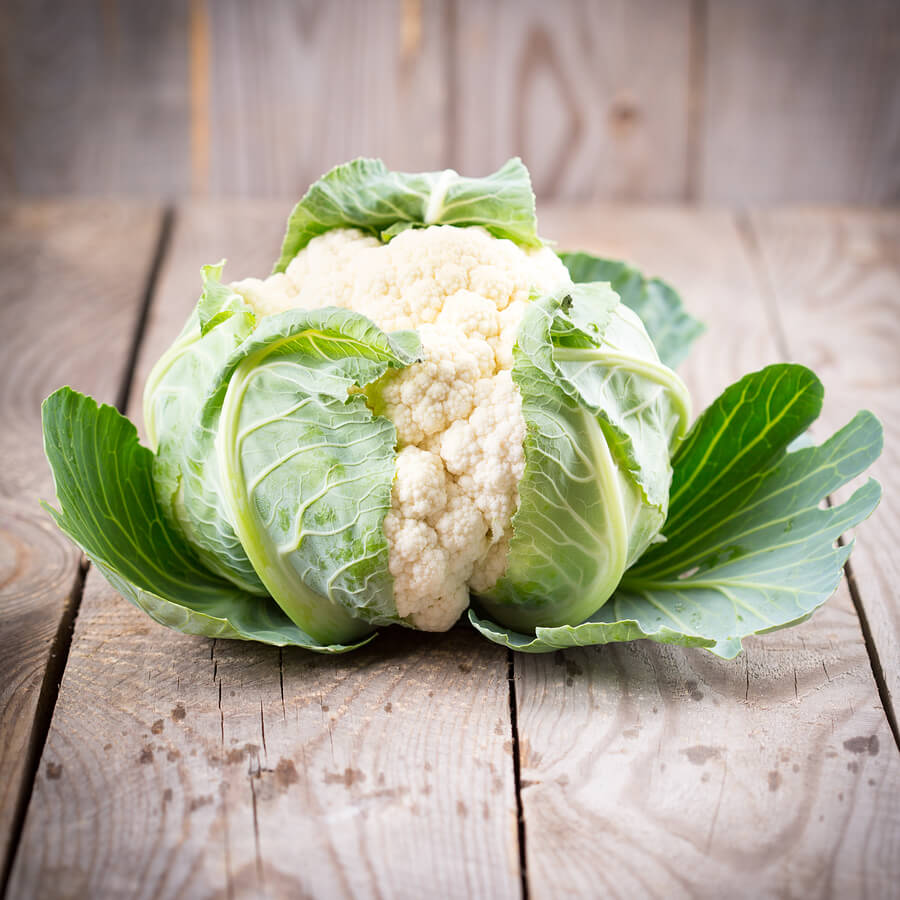 Cauliflower-Background